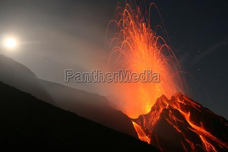 wulkan erta ale w etiopii