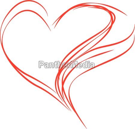 serce streszczenie red