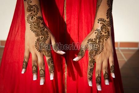 henna tatuaze