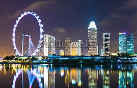 singapur cityscape