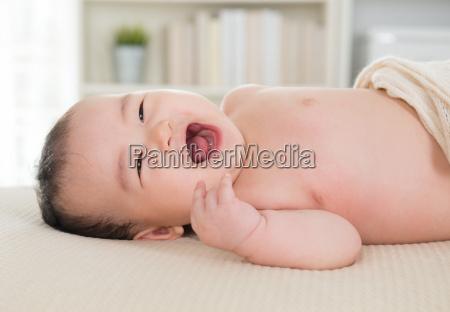 laughing, dziecko - 10025278