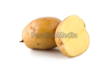 dwa ziemniaki