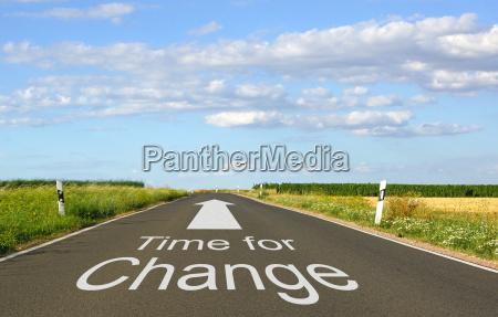 czas na zmiane