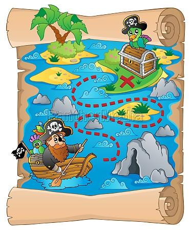 treasure map topic image 2