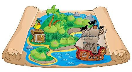 treasure map topic image 6