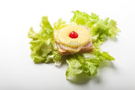 szyba wisnia ser zolty ser ananas