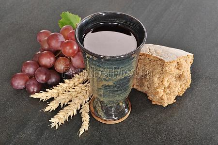 pieczywo chleb religia kosciol wino wine