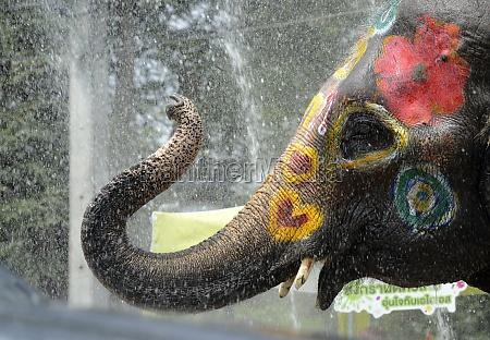 tajlandia songkran festival
