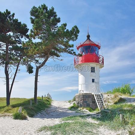 quermarkenfeuer krzyczy southshore latarni morskie hiddensee