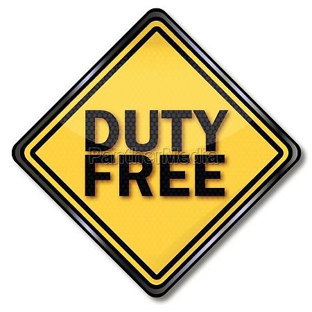 tarcza duty free