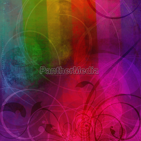 abstrakcyjne kolory wzoru