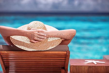 korzystajacych wakacje na plazy