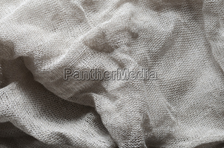 linen fabric with textured effect