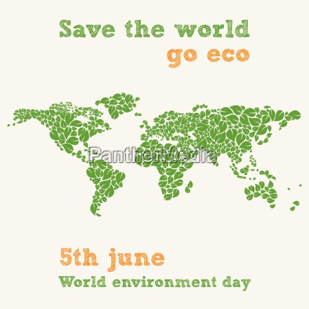 world environment day fifth june