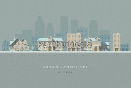 urban landscape