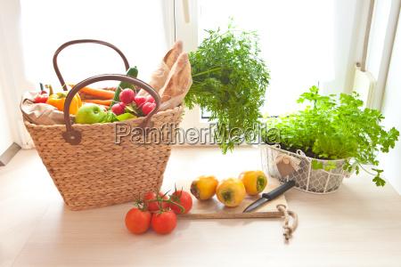 swieze farmers market zakupy