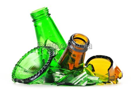 szklo kubek kielich odpad recykling wielokrotnego