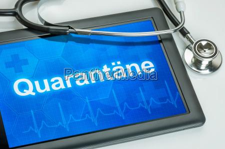 zdrowie zdrowia wirus izolacja quarantaene zarazenie