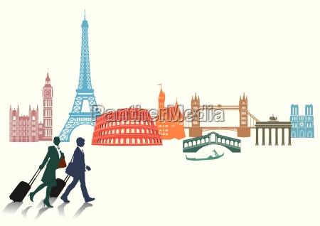 podroze i turystyka w europie