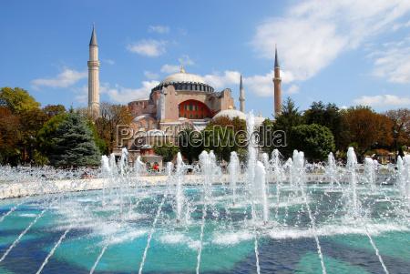 wiara muzeum turcja meczet stambul podrozowanie