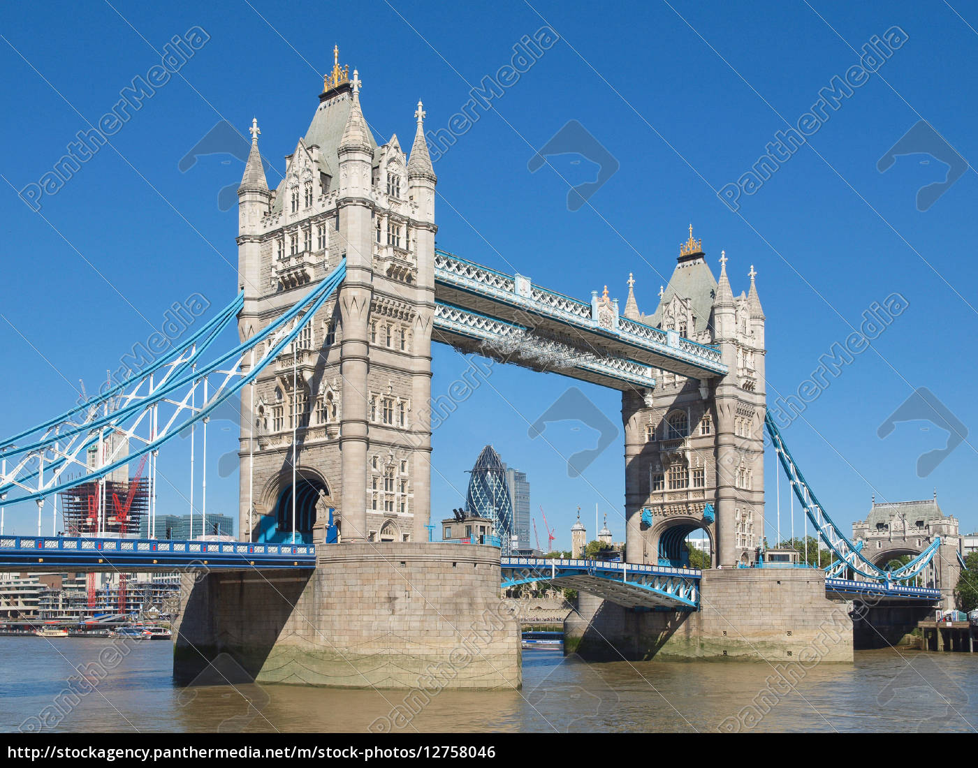 tower, bridge, london - 12758046