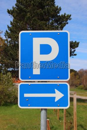 zaparkowac parkowanie zarejestruj strzalka kierunku piktogram