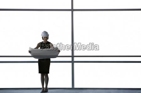 kobieta womane baba biuro przedpokoj wnetrze