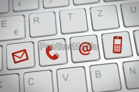 strona internetowa i internet skontaktuj sie
