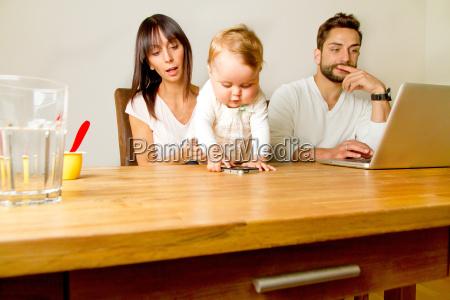 codzienne zycie rodzinne