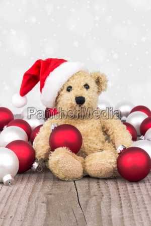 zwierzeta zwierzatka misia weihnachtszeit zabawki weihnachten