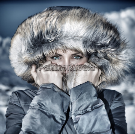 moda zima czas look