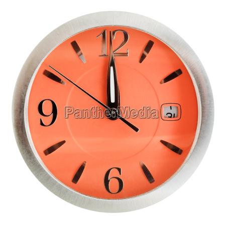 1, minuta, do, godziny, dwunastej, na - 13026432