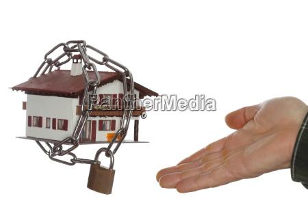 insured house