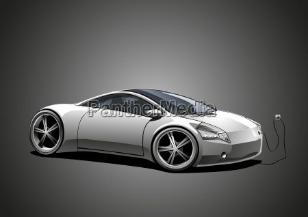 sportscar white ecomobile big
