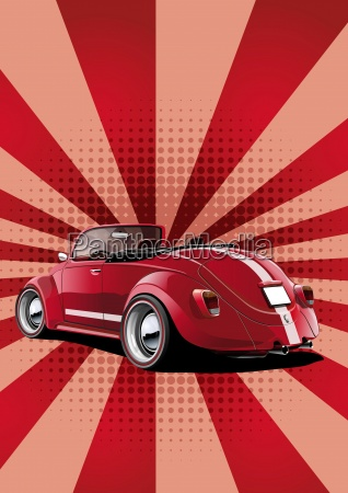 beetle cabrio sztorc