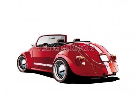 chrzaszcz cabriol red1
