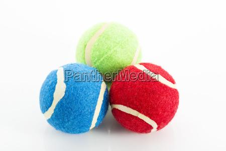 bolas de tenis para animais
