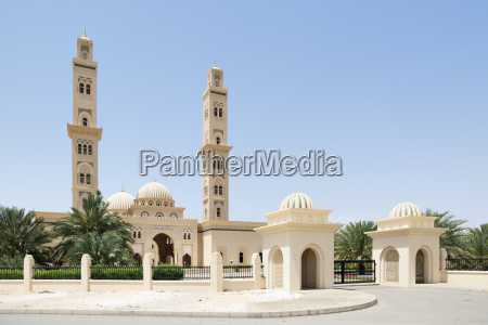 meczet oman
