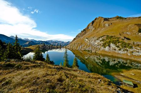 mirroring w lake alpine