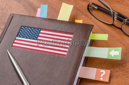usa ameryka bandera polityka terminarz terminplaner