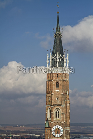church tower of st martin
