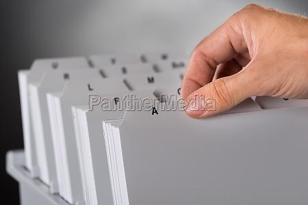 picking plik z archiwum dokumentow