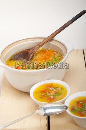 zupa z bulionu syryjskiego z bulionu