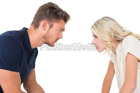 mloda para problemy relacji