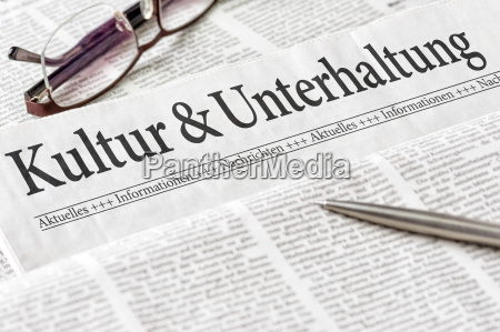 gazeta kultura i rozrywka