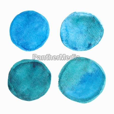 niebieski sztuka zwolniony kolor space kosmos