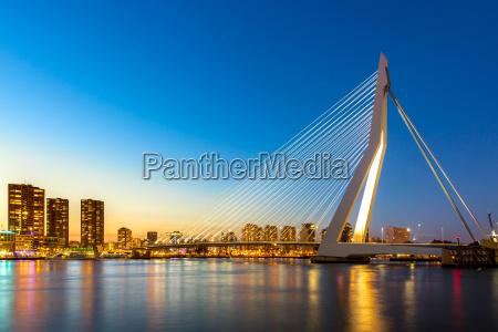 most erasmusowy rotterdam