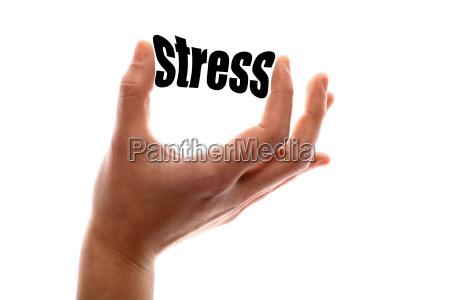 mniejszy stres