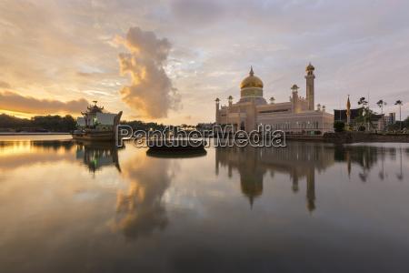 meczet muzulmanskie brunei