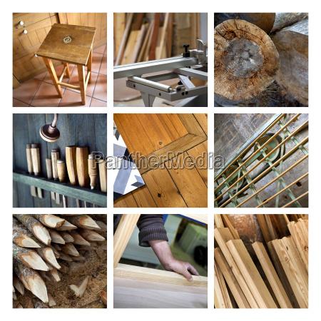 drewno i stolarka